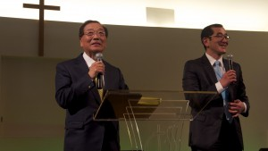4/14 Window co-founder Pastor Nam Soo Kim
