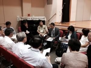 関西宣教フォーラム分科会